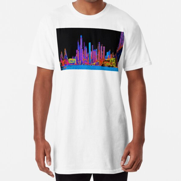 Neon jungle Long T-Shirt