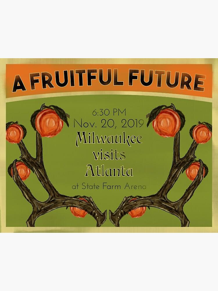 A Fruitful Future by AJW3-Art