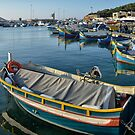 Mgarr Harbour by Xandru