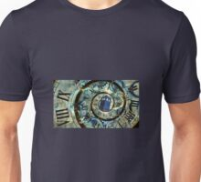 Tardis Lost in Time Unisex T-Shirt