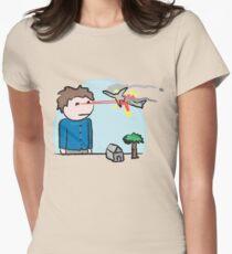 Fun Women's Fitted T-Shirt
