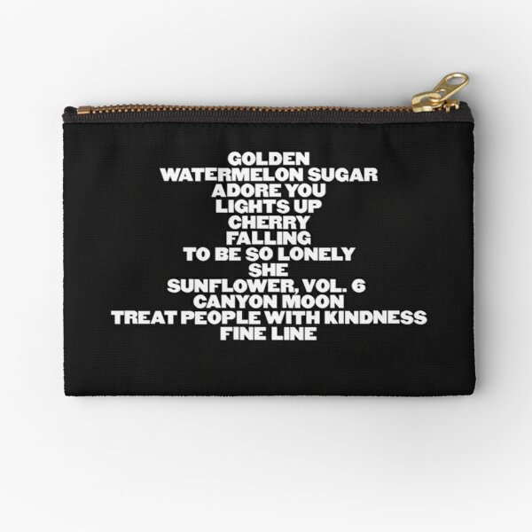 Harry Styles  Zipper Pouch