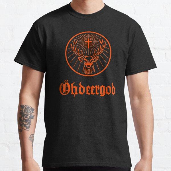 O + Cerf + Dieu T-shirt classique
