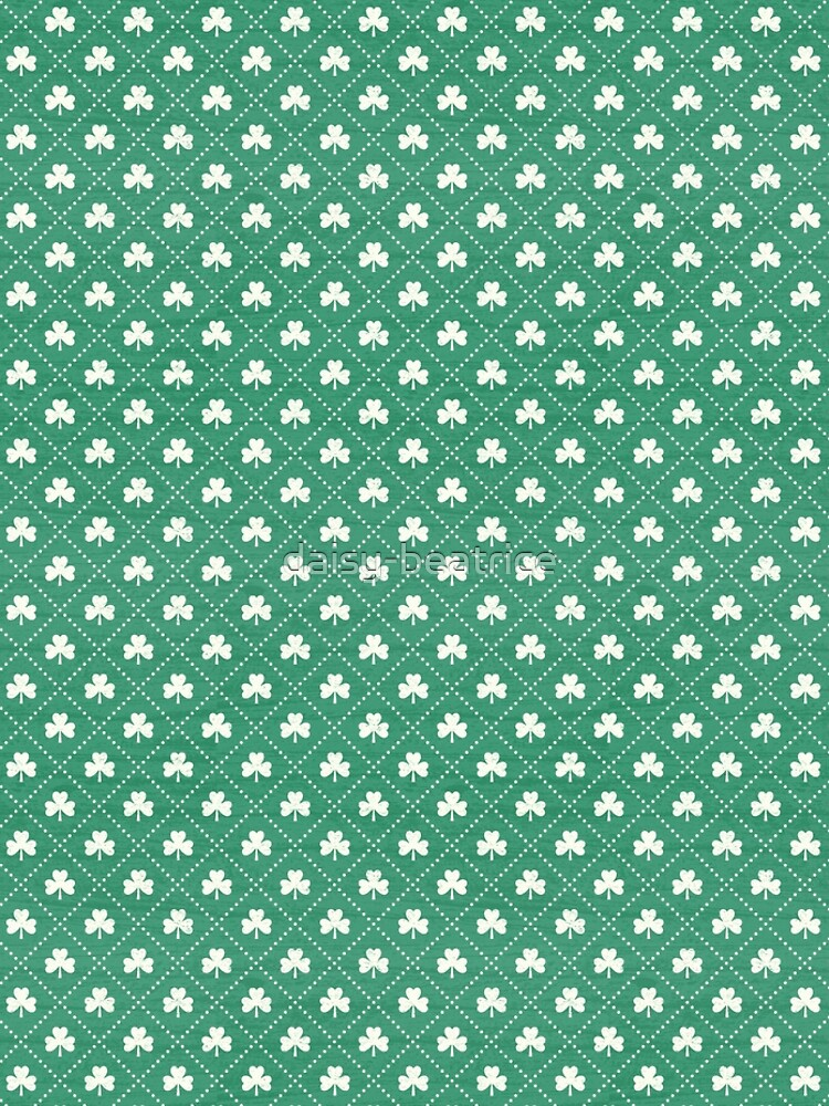 Shamrock On! - emerald by daisy-beatrice