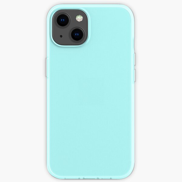 tiffany blue collection iPhone Soft Case