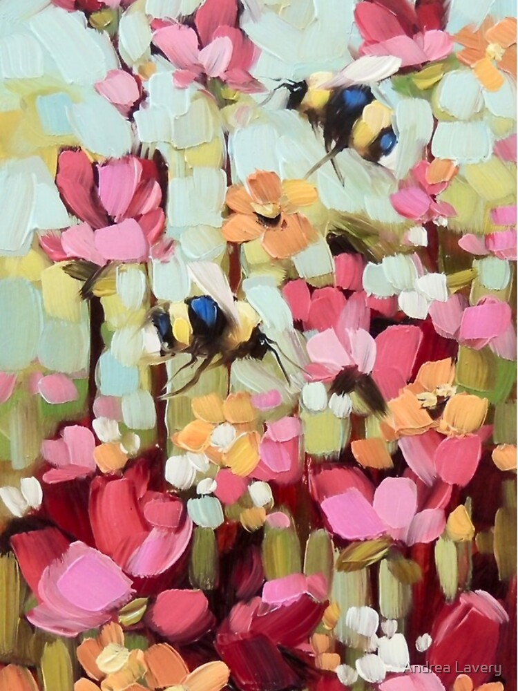 Sweet Bumblebees by AndreaLavery
