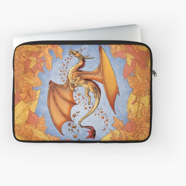 The Dragon of Autumn Laptop Sleeve
