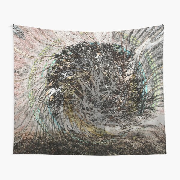 World Trees 5 Tapestry