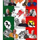 Le Pan prima della Pan - Official Poster by CLAUDIO COSTA