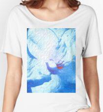 Skyflower macro Women's Relaxed Fit T-Shirt