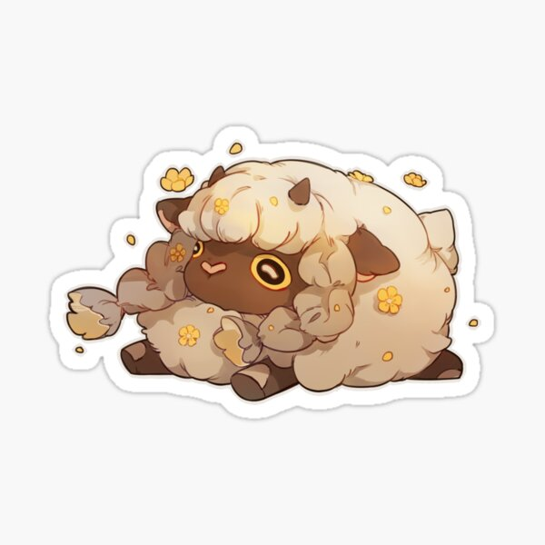 Wooloo Sticker