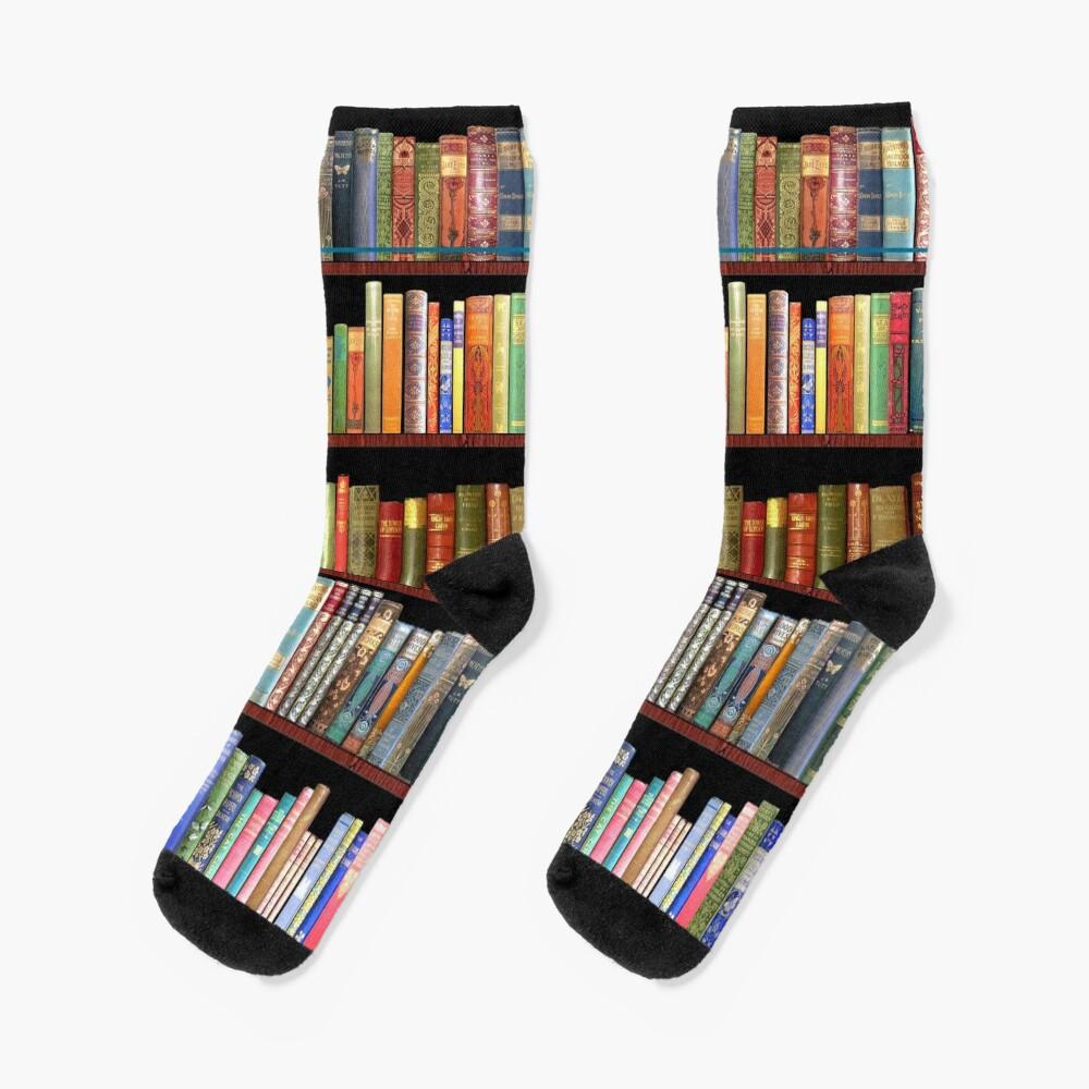 Jane austen antique books & other British antique books Socks