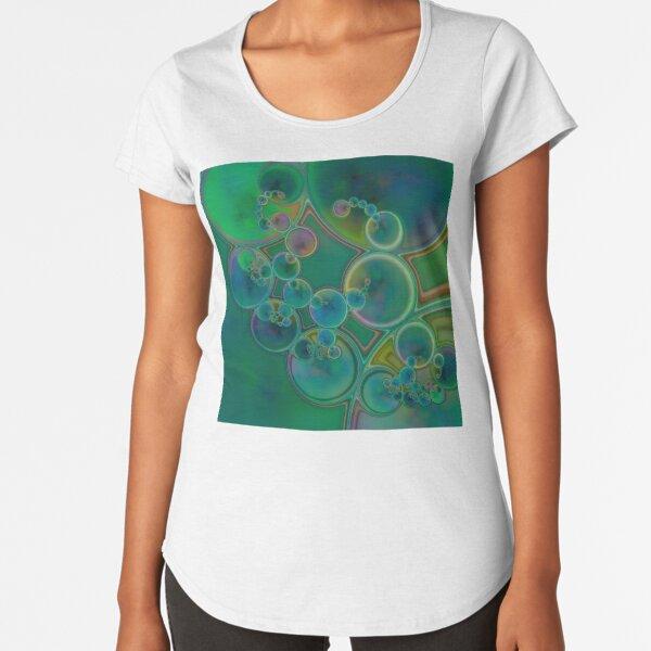 Celestial Spheres 4 Premium Scoop T-Shirt
