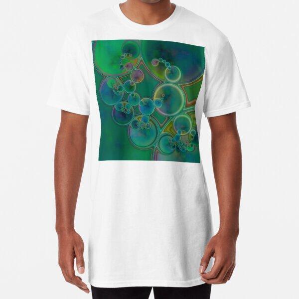 Celestial Spheres 4 Long T-Shirt