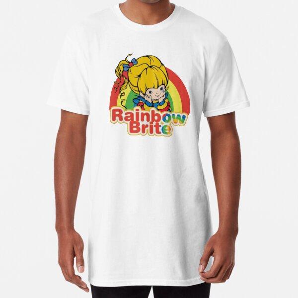 Rainbow Brite Long T-Shirt