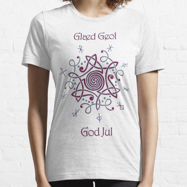 Happy Yule Essential T-Shirt