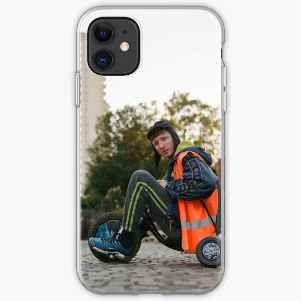 Steves Whip iPhone Soft Case