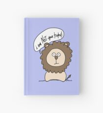 I am not your trophy! Hardcover Journal