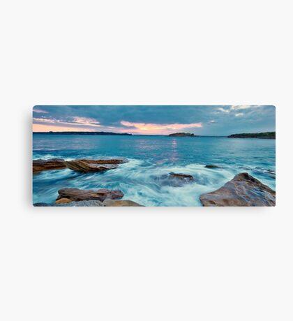 Bare Island - La Perouse Canvas Print