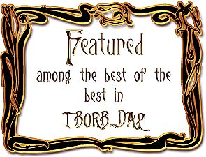 TBORB Gold Feature Banner by rocamiadesign
