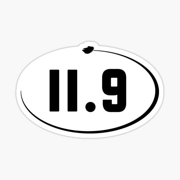 Less Than 12 Parsecs Sticker