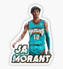 Ja Morant Sticker