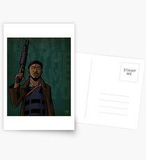 Omar Postcards