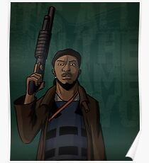 Omar Poster 1200 The Wire