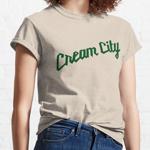 Cream City Milwaukee Basketball Classic T-Shirt