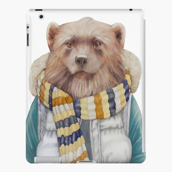 Winter Wolverine  iPad Snap Case