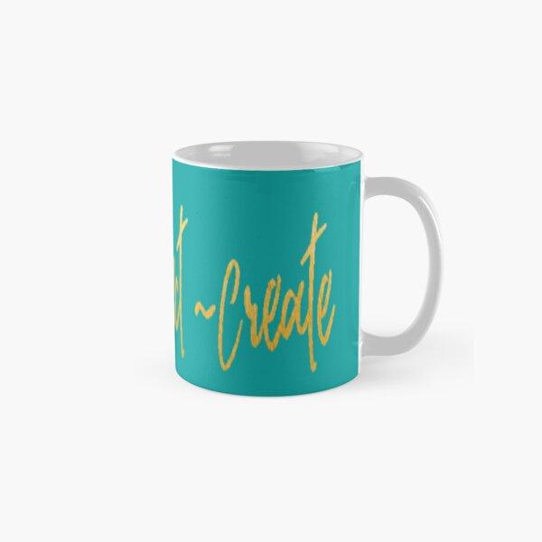 Read ~ Connect ~ Create Classic Mug