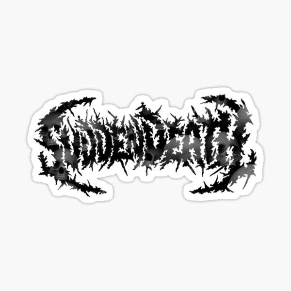 Svdden Death Sticker