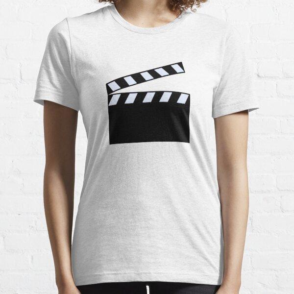 Film Clapper Board Essential T-Shirt