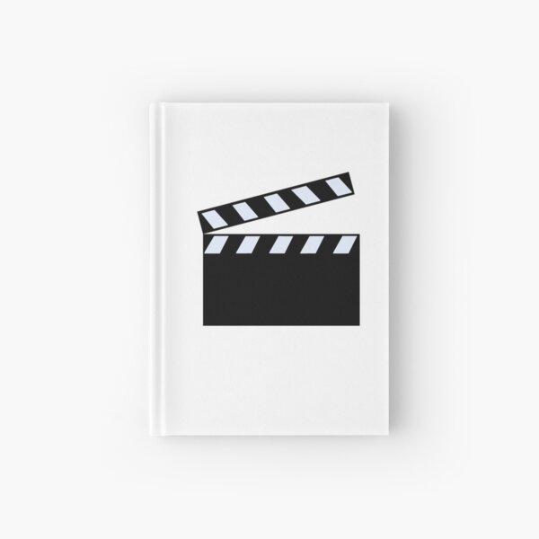 Film Clapper Board Hardcover Journal