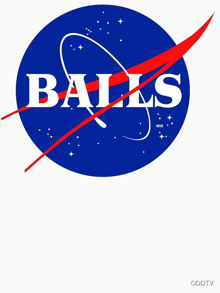 NASA BALLS by ODDTV
