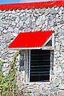 Caribbean Window by Leon Heyns