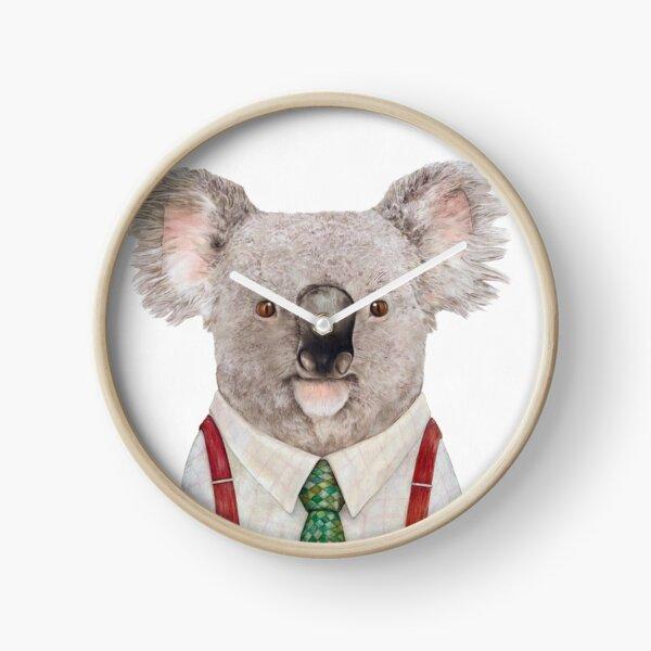 Koala Uhr