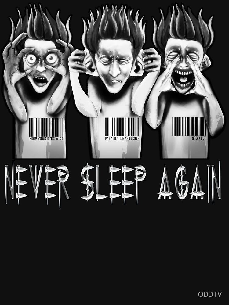 O.D.D TV Never Sleep Again Part 2 by ODDTV