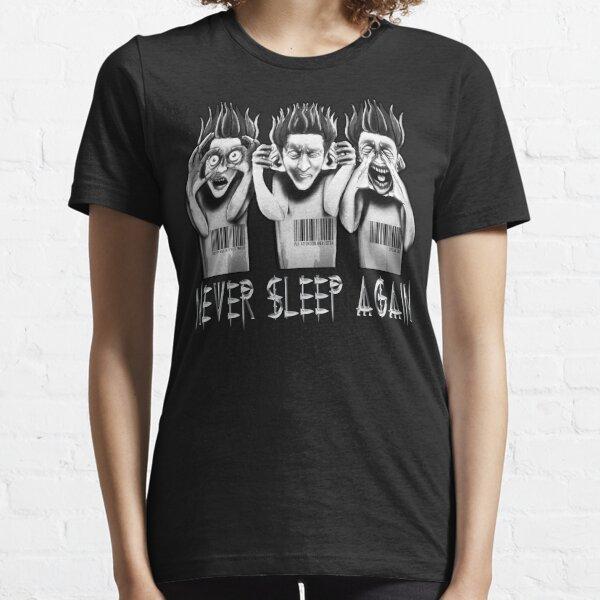 O.D.D TV Never Sleep Again Part 2 Essential T-Shirt