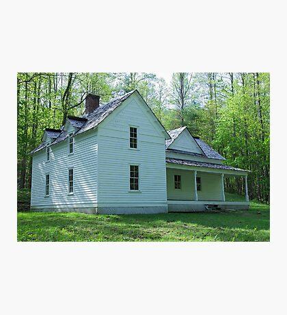Woody House Photographic Print