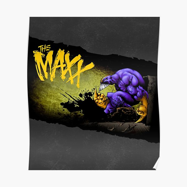 The Maxx-alley box Poster