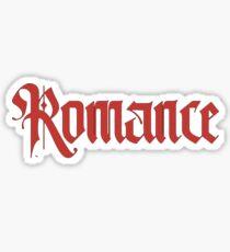 ROMANCE - CAMILA Sticker