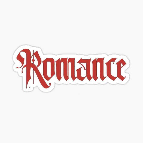 ROMANCE - CAMILA Pegatina