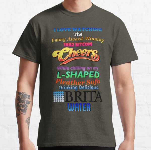 Sitcom from my Pleather Sofa Classic T-Shirt