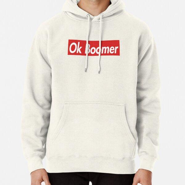 Ok Boomer Pullover Hoodie