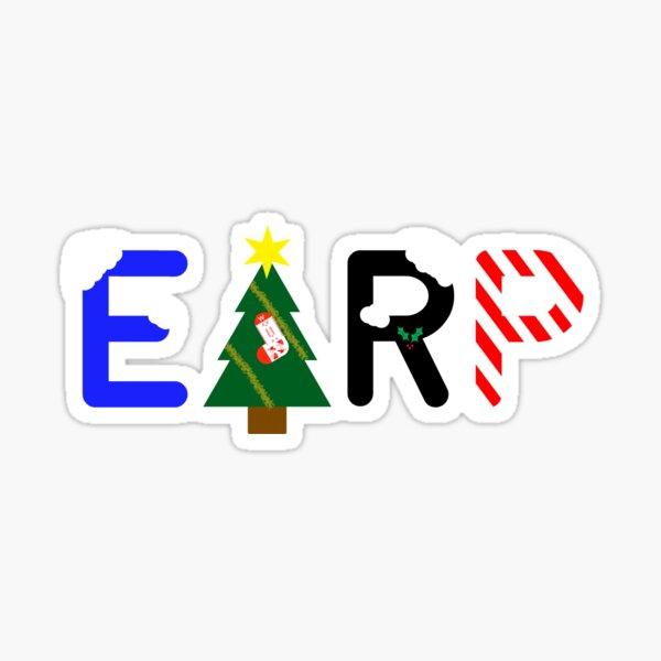 Earpmas Sticker