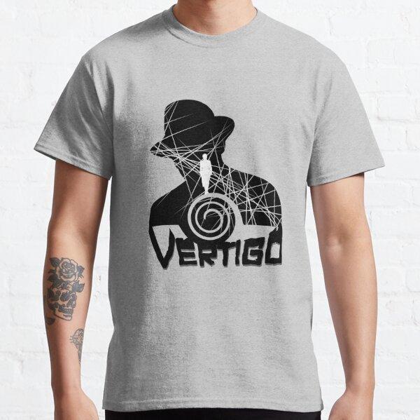 Officially Licensed Hitchcock's Vertigo     Classic T-Shirt