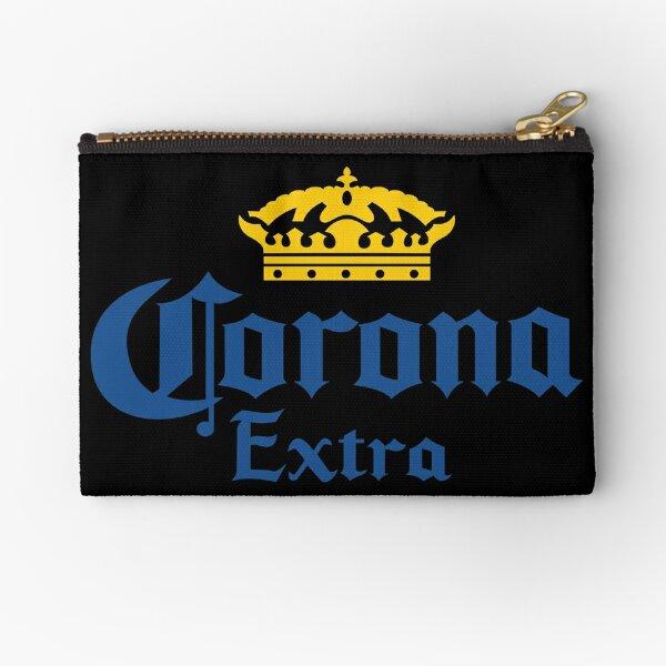 Corona Extra Zipper Pouch