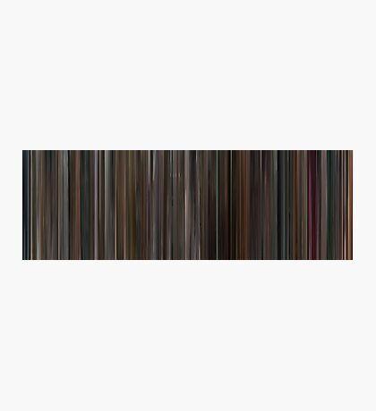 Moviebarcode: Black Swan (2010) Photographic Print