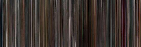 Moviebarcode: Black Swan (2010) by moviebarcode